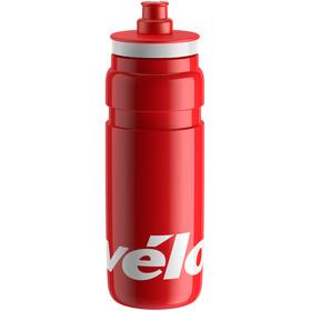 Elite Fly Drikkeflaske 750ml rød/hvid